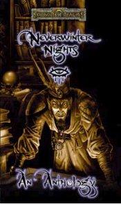 Kirjan Neverwinter nights kansi