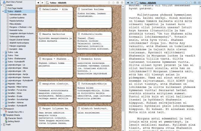 Scrivener3
