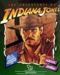 The Adventures of Indiana Jonesin kansikuva.