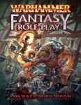 Warhammer fantasy Roleplayingin kansi.